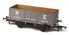 OXFORD RAIL 6 PLANK MINERAL WAGON LNER 150745 OR76MW6001C