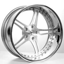 "4ea 22"" Staggered AC Forged Wheels Rims Split5 ST 3 pcs (S2)"
