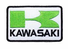 "Kawasaki Logo Premium Embroidered 2 3/4"" x 1 1/2"" Patch"