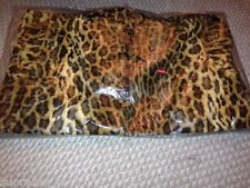 Supreme Fur Leopard Pullover Hoodie SZ Large