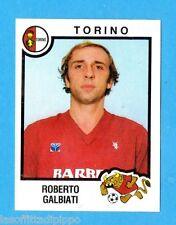 PANINI CALCIATORI 1982/83 -Figurina n.249- GALBIATI - TORINO -Rec