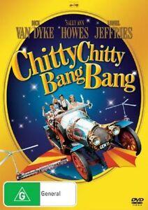 Chitty Chitty Bang Bang Dick Van Dyke Classic DVD R4 very good condition