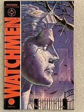 Watchmen #2 Signed by Dave Gibbons 1986 DC Comics HBO AUTOGRAPHED Rorschach