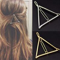 Cute Women Korean Style Triangle Hairpin Hair Clip Hair Accessories Bobby Pin PY