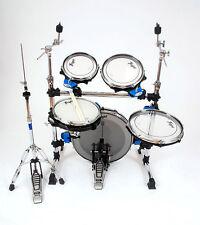TRAPS A-400 Acoustic Drumset,leicht,platzsparend,Super Sound,genial,REMO-Felle