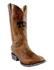 Texas Christian Mens Gameday Boots Square Toe Size 11 D TCU-MHT2019-3