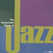 The Instrumental History of Jazz 2 CD Box Set Enhanced Disc! ONLY NEW COPY eBAY!