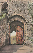 The Old Castle Gate, CARISBROOKE, Isle Of Wight