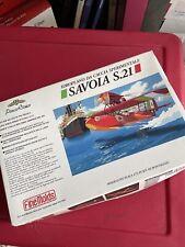 ya07688 Porco Rosso Savoia S.21-1/72 Plastic Model Kit Fj-1 combat flying boat