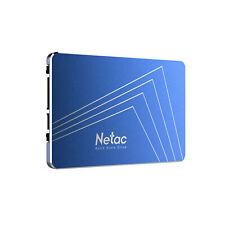 """Netac 720GB SSD 2.5"""" Internal N600S 3D Solid State Drive SATA TLC 6Gb/s SSD New"""