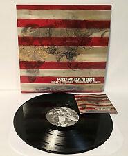 PROPAGANDHI today's empires tomorrow's ashes LP Vinyl Record , weakerthans