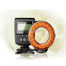 Meike FC-110 LED Macro Ring Flash Light for Canon Nikon Sony Olympus DSLR Camera