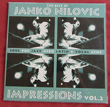 JANKO NILOVIC   LP  ORIG FR  BEST OF  IMPRESSIONS  VOL.2