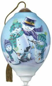 Festive Family Ornament