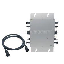 WVC1200W Inverter Solar Power Grid Tie Solar Power Pure Sine Wave os12