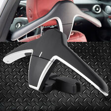 2x 3in1 Car SUV Vehicle Hanger Holder Hook For Clothes Coat Suit Grocery Bags