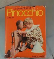 Libro Le Avventure Di Pinocchio, Collodi, EDIZIONE PAOLINE Del Film Anno1972