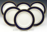 """Royal Doulton England H 5212 STANWYCK 6-5/8"""" BREAD AND BUTTER PLATES Set of 6"""