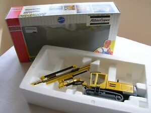 Drill Rig Atlas Copco ROC F7 Compact 1:35 scale Diecast Joal model like new