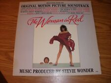 """STEVIE WONDER """"THE WOMAN IN RED"""" 1984 MOTOWN 6108ML CRC"""