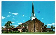 Lake Yale Baptist Assembly Auditorium, Leesburg, FL Postcard