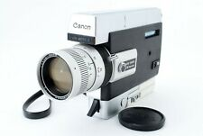 Rare!🌟 Canon Zoom 518 Super 8 8mm Film Movie Camera 9.5-47.5mm F/1.8 from Japan