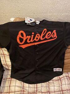 Sammy Sosa Baltimore Orioles MLB Jersey 2005 Majestic Authentic mens Size M #21