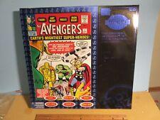 AVENGERS Toy Biz Collector's SET MIB - Hulk, Thor, Ant,GIant & Iron Man, Wasp,
