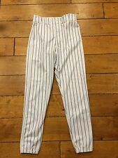 1999 New York Mets Shane Halter Uniform Game Worn Pants