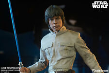 Star Wars~Episode V~Tesb~Luke Skywalker~Premium Format Figure~Sideshow~Mib
