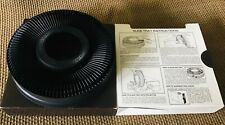 Lot of 5 Vintage Sears Circular Slide Trays Holds 100 2x2 Slides