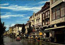 GRONINGEN Herestraat Holland Niederlande alte color Ansichtskarte ungelaufen