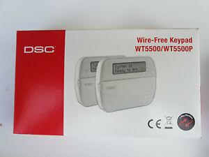 Impassa Wireless Code Pad DSC WT 5500 V1.3
