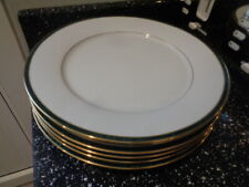 More details for boots hanover green dinner plates x 6