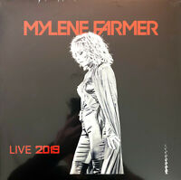 Mylène Farmer 3xLP Live 2019 - France (M/M - Scellé)