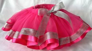 Girls Tutu Skirt Tulle Fluffy Princess Dance Dress Party Assorted size and color