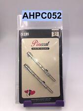 PINCCAT  HAIR GEMS 2 COUNT RHINESTONE HAIR BARRETTES CLIPS AHPC052