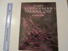 Dores Illustrations for Paridise Lost