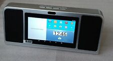 """Azpen A770  7"""" Tabletop Internet Wifi Radio Tablet with Bluetooth speakers"""