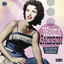 Wanda Jackson - The Essential Recordings (NEW 2CD)