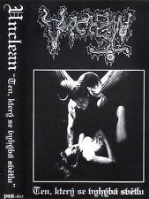 Unclean - Ten, ktery se vyhyba svetlu MC (Annihilation 666,Maniac Butcher)