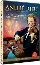 Andre Rieu and His Johann Strauss Orchestra Shall We Dance? DVD Region 4