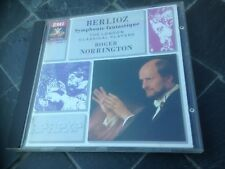 Berlioz Roger Norrington The London Classical Players CD EMI CDC 7 49541 2