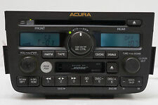 03-04 Acura MDX Cassette 6 CD Radio Player W/Navigation OEM 39100-S3V-A600 1XF0