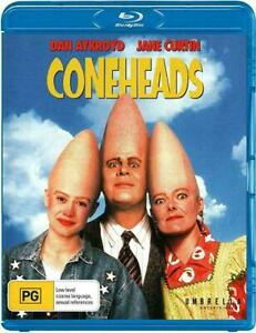 Coneheads(Blu-Ray) NEW/SEALED [All Regions]
