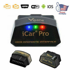 Vgate iCar Pro WIFI OBD2 Scanner Diagnostic Reader for BMW Coding Android iOS US