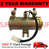 12V ELECTRIC UNIVERSAL PETROL DIESEL FUEL PUMP FACET RED TOP STYLE TRACTOR BOAT