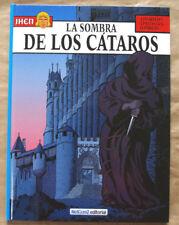 Jhen T 13 La sombra de Los Cataros J MARTIN & PLEYERS éd NetCom2 EO Espagnol