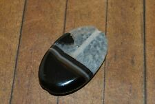 1 piece Fine Stone Pendant - 40mm - A3339c