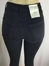 WILFRED/CITIZENS OF HUMANITY Clea Black Super High Rise Slim Jeans. Size 24
